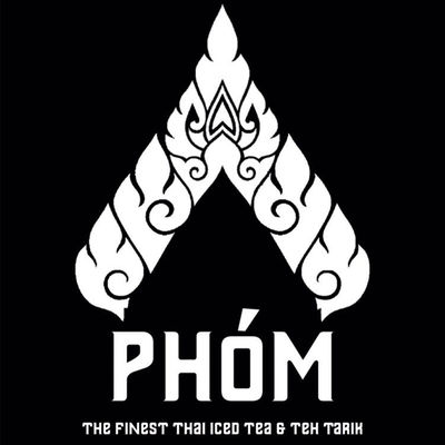 Logo Phom Thai Tea